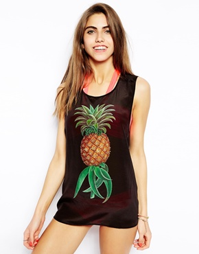 Ananas Shirt ASOS