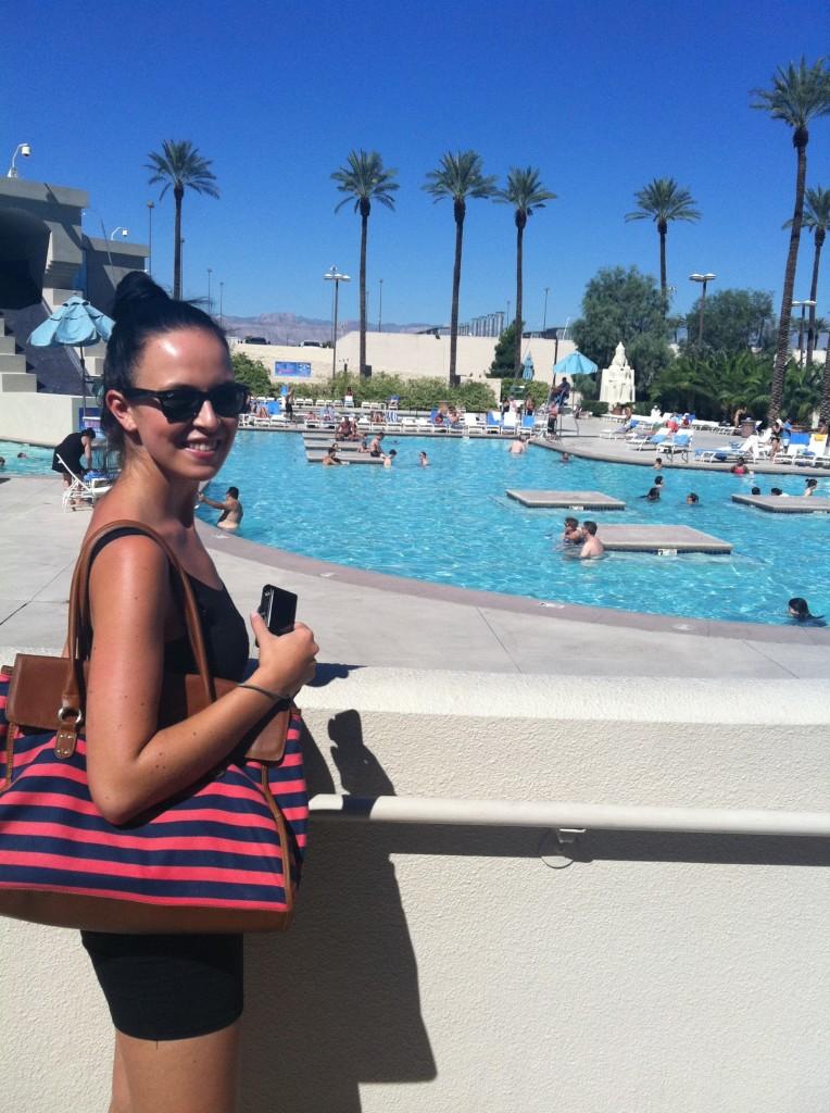 Luxor Pool Las Vegas