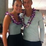 Lei Hawaii Begrüßung
