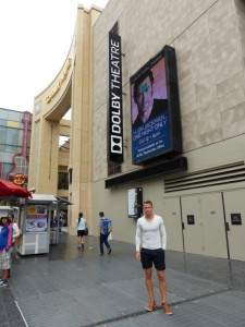 Los Angeles Dolby Theatre