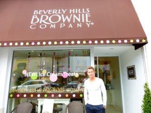 Beverly Hills Brownie Company Los Angeles