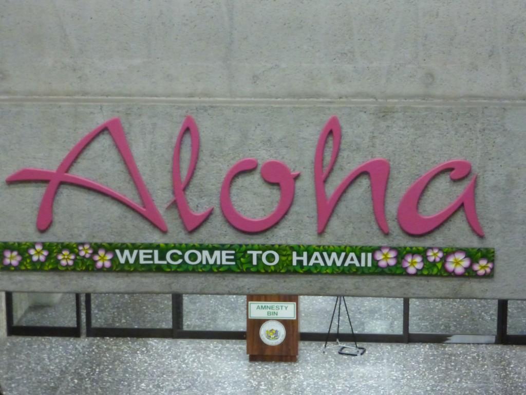 Honolulu Flughafen