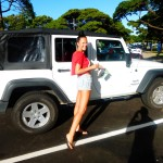 Mietwagen Jeep Hawaii