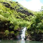 Waimea Fall Oahu Hawaii