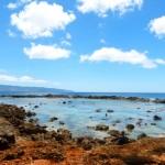 Shark's Cove Oahu Hawaii