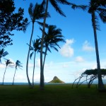 Chinaman's Hat Oahu Hawaii
