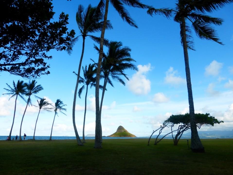 Chinaman's Hat Hawaii