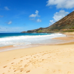 Sandy Beach Oahu Hawaii