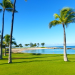 Ko olina Lagunen Oahu Hawaii