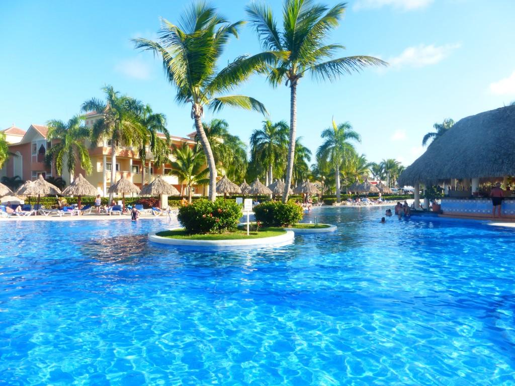 Pool Urlaub