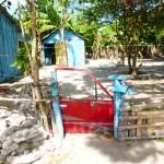 Autotür Saona Dominikanische Republik