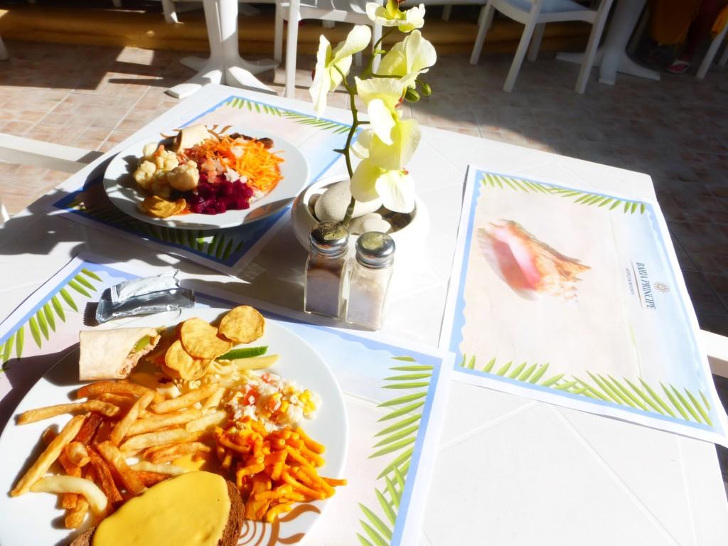 Buffet Punta Cana