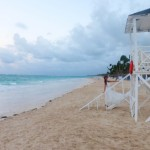Braut Brautkleid Flitterwochen Punta Cana Dominikanische Republik