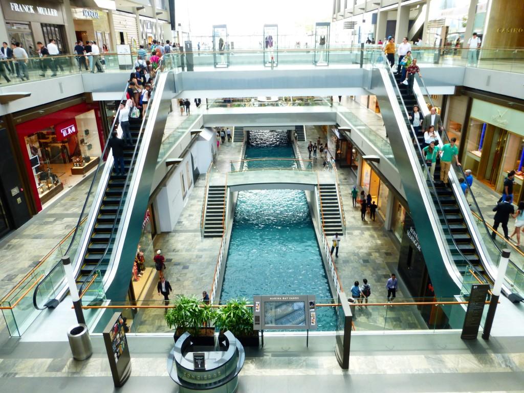 Shoppes at Marina Bay Sands