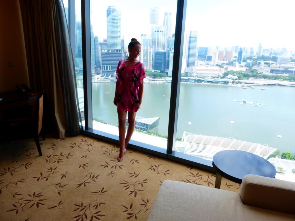 Marina Bay Sands Club Room