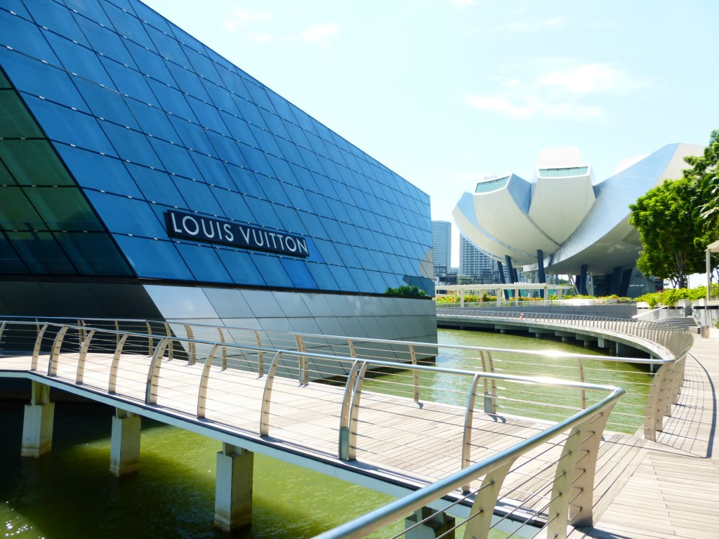 Louis Vuitton Singapur