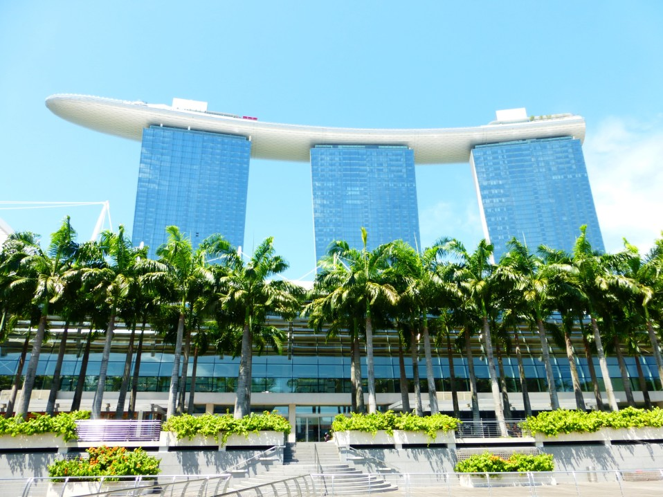 Marina Bay Sands Singapur