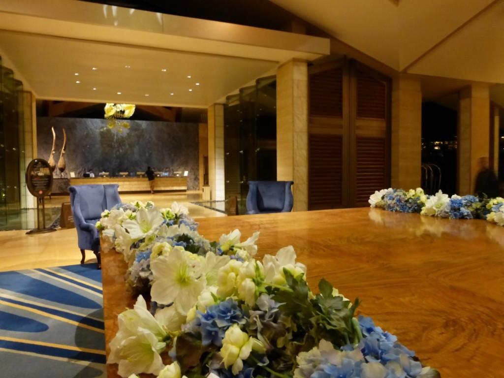 Mulia Bali Lobby
