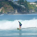 Dreamland Beach Bali Surfer
