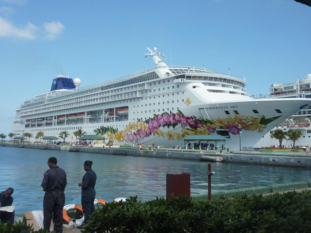 Norwegian Sky NCL Nassau Bahamas