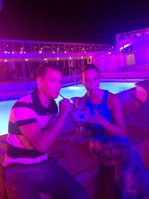 Norwegian Sky Bahamas Kreuzfahrt Cocktails