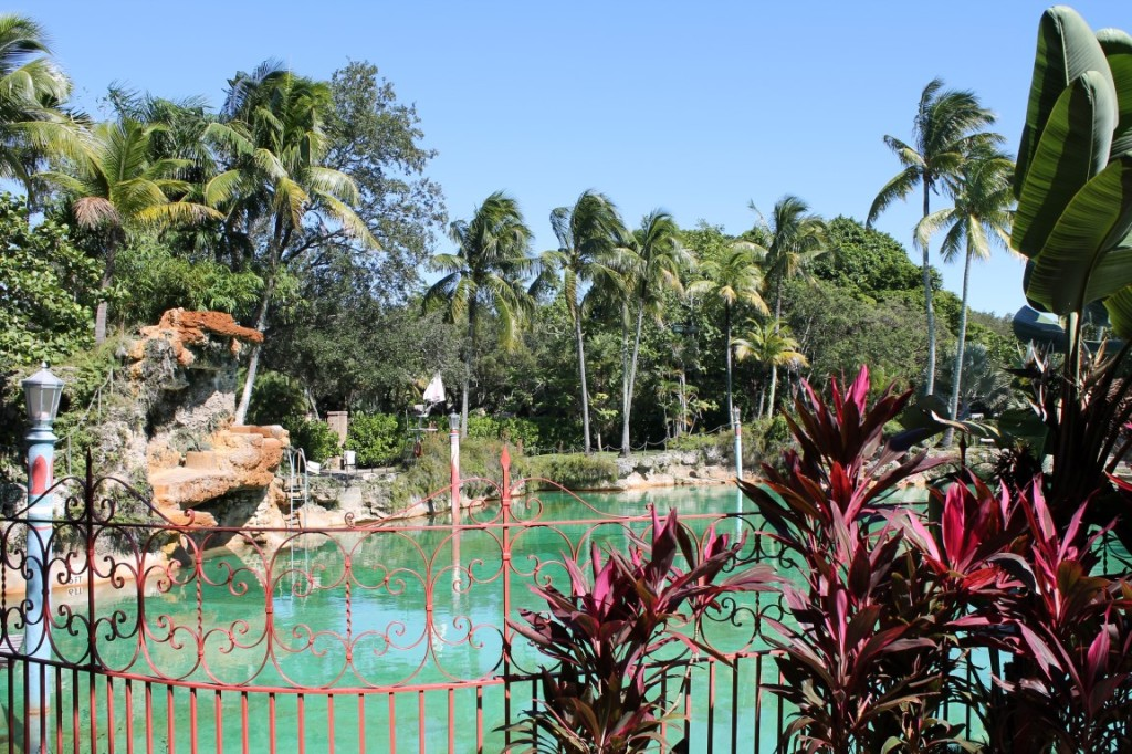 Venetian Pool Coral Gables Florida