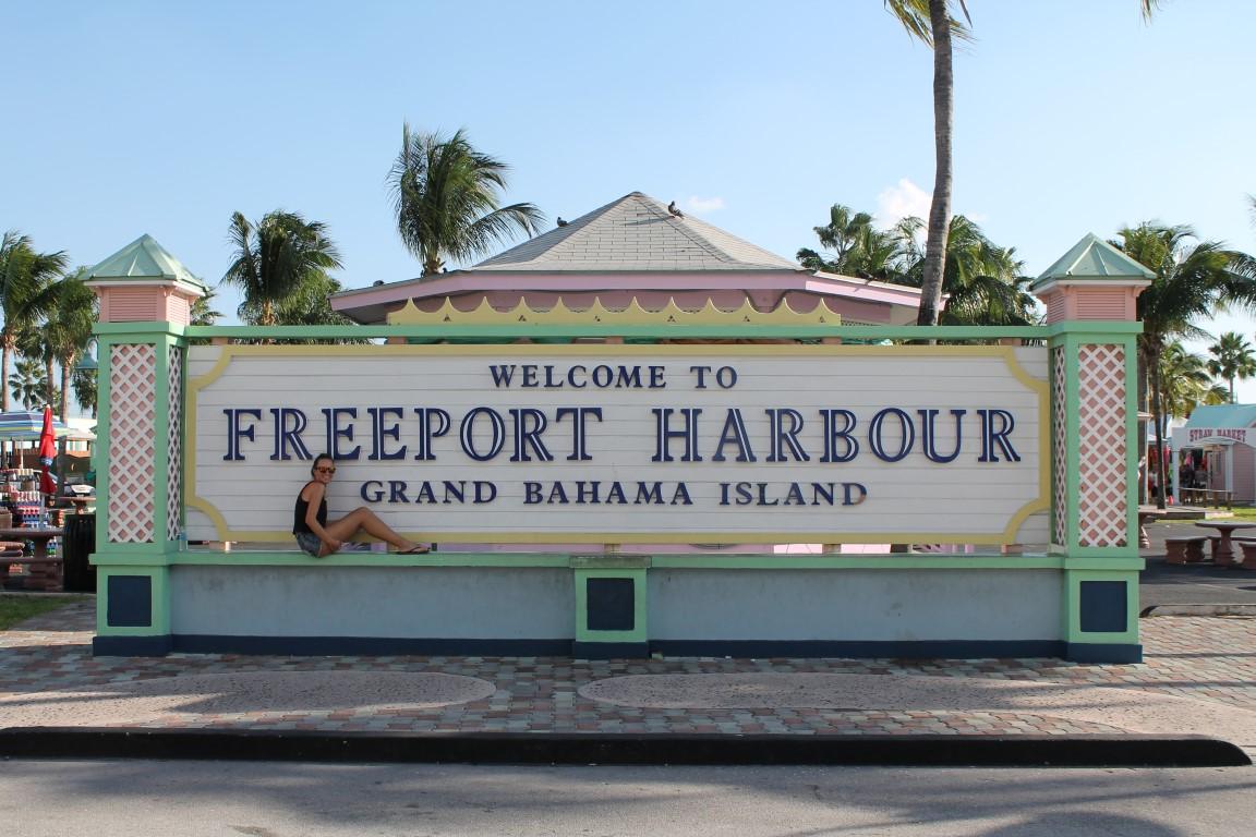 Norwegian Sky Bahamas Kreuzfahrt Grand Bahama Freeport