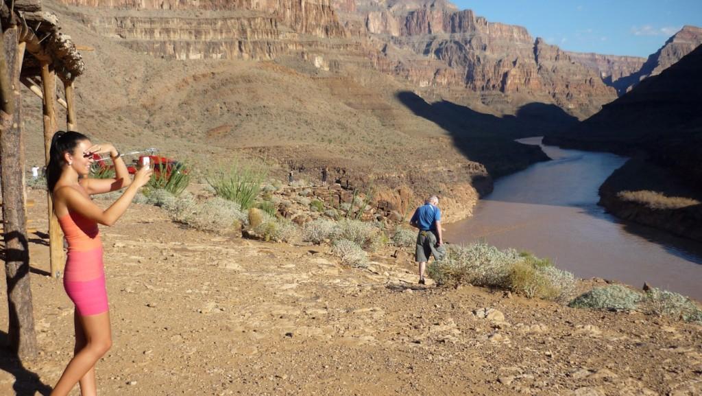 Grand Canyon Heiratsantrag