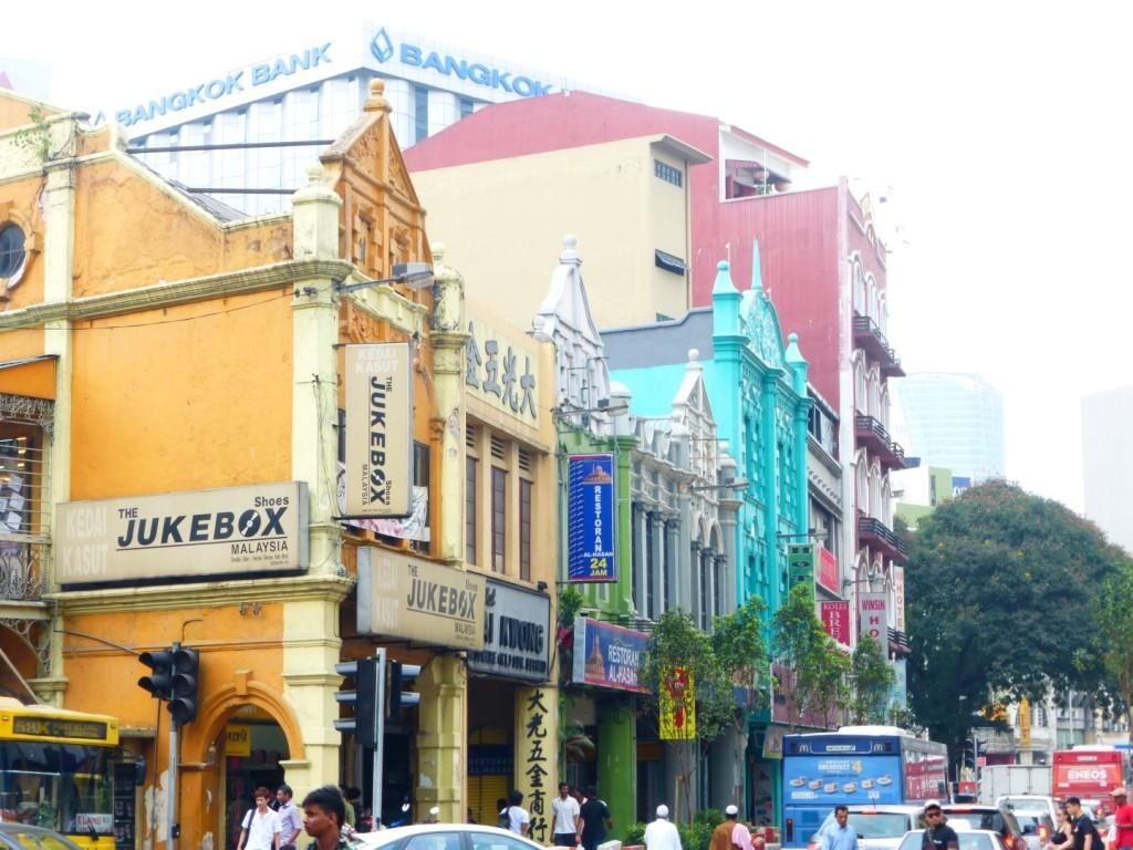 Kuala Lumpur ja oder nein
