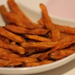 Mein Sweet Potato Fries Rezept gegen Fernweh