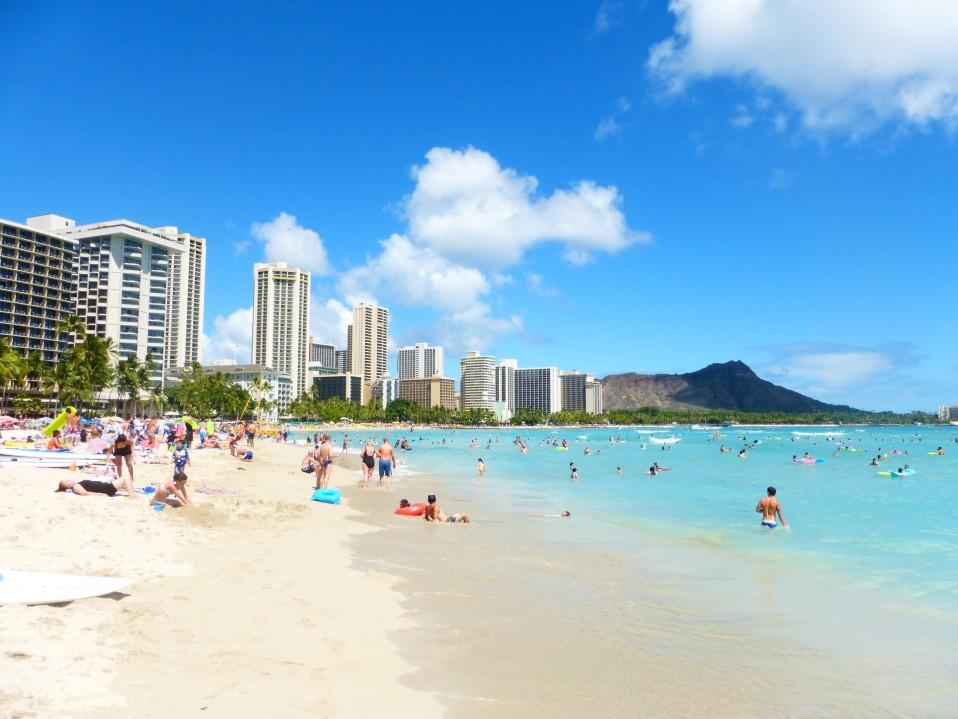 Weihnachten Hawaii