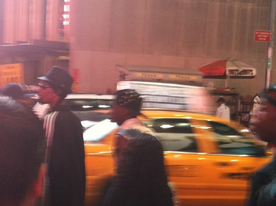 Begegnung mit Snoop Dogg Reiseblog