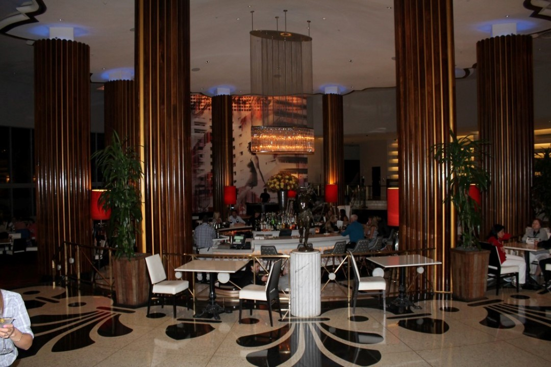 Eden Roc Miami Beach Lobby Bar