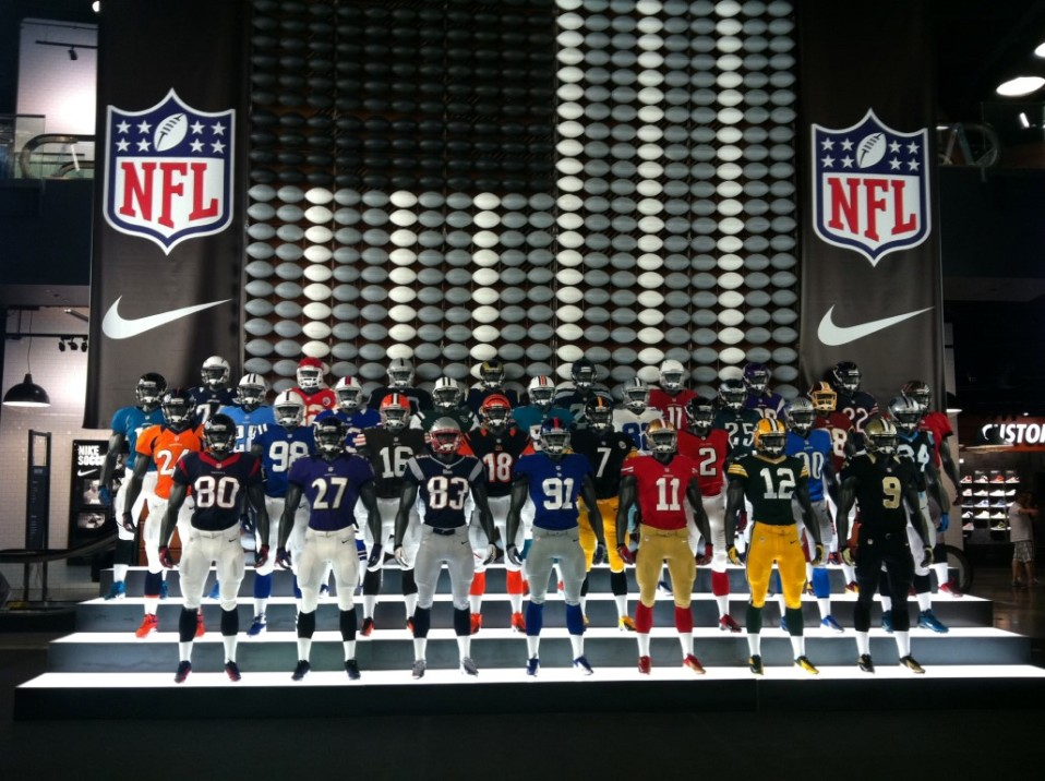 Reiseblog Super Bowl Sonntag