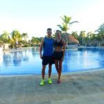 Wie man im Urlaub fit bleibt