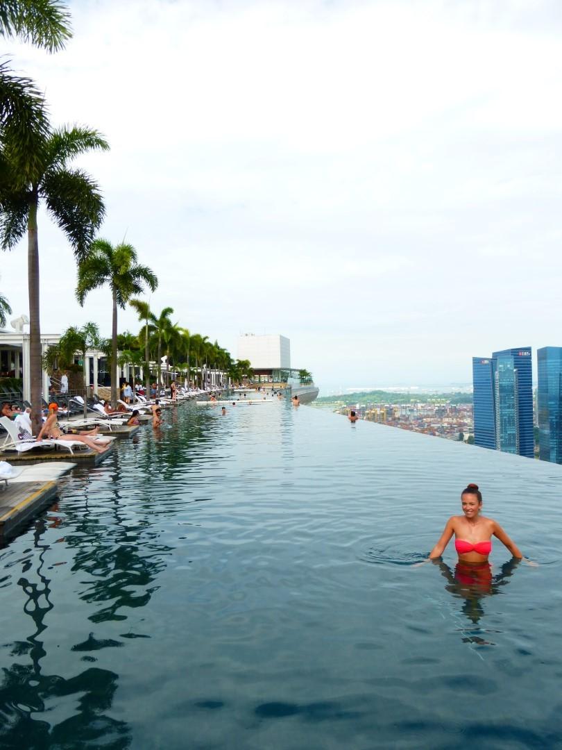 Reiseblog schönsten Infinity Pools der Welt