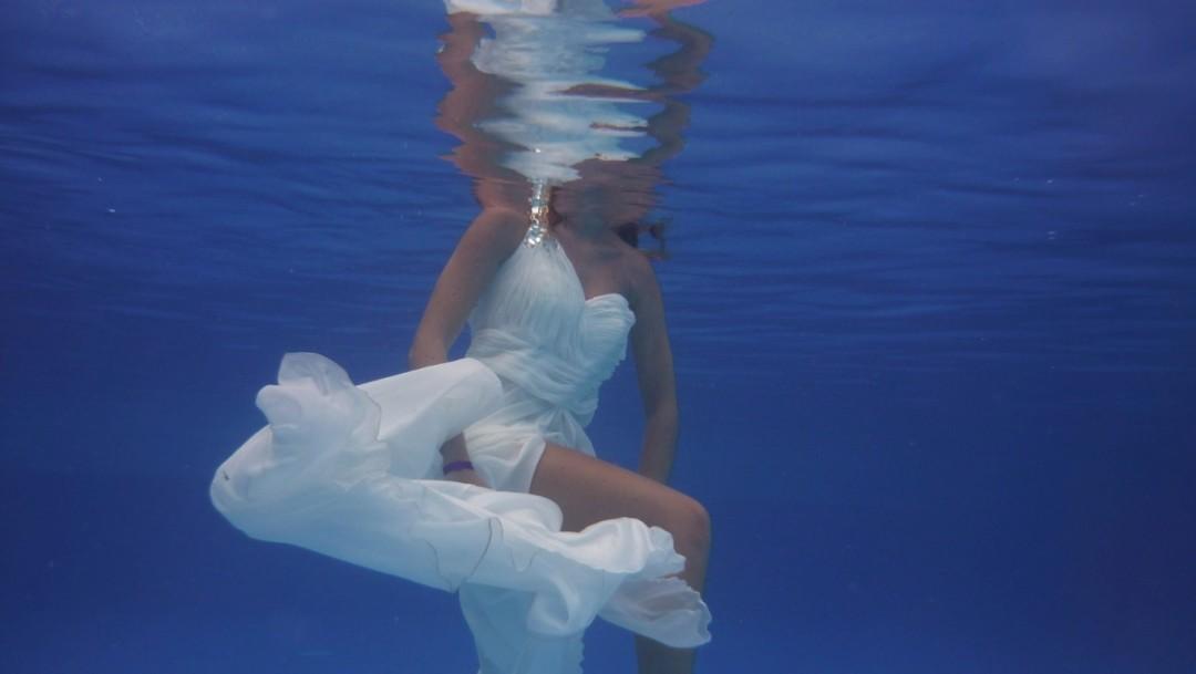 Unterwasserfotos Brautkleid Unterwasser Kamerahülle Kameratasche Reiseblog