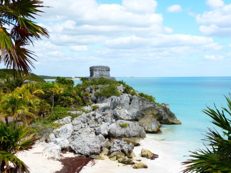 Maya-Ruinen von Tulum Mexiko Reiseblog