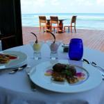 Ein maledivisches Vier-Gänge-Menü: schnell, einfach und superlecker