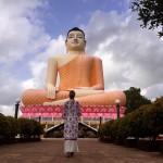 Sri Lanka: Viele Palmenhörnchen und ein riesiger Buddha