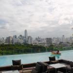 Über den Dächern Bangkoks im Sofitel So Bangkok