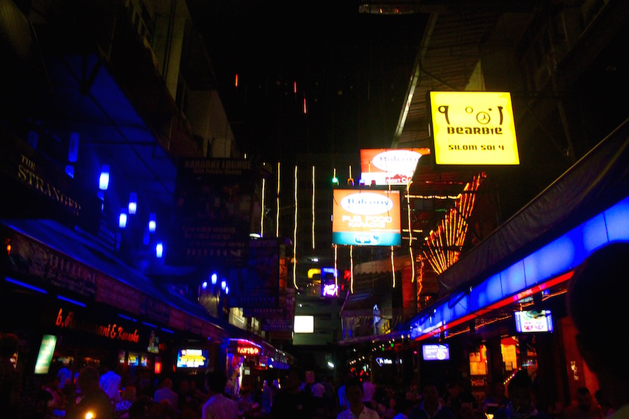 Bangkok Sextourismus - Reiseblog ferntastisch
