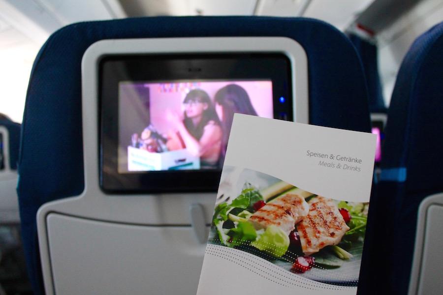 Condor Flug Frankfurt Barbados Premium Economy Class Business Class - Reiseblog ferntastisch