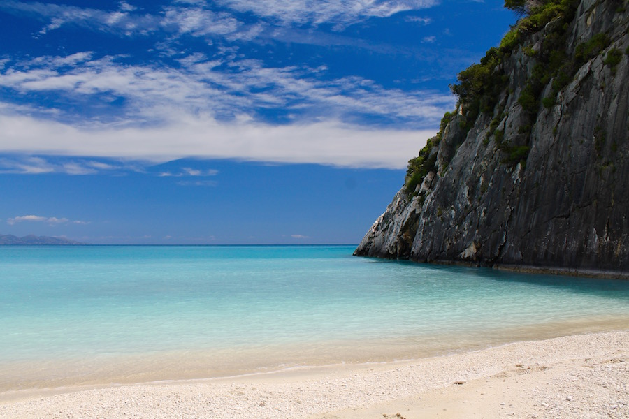 Xigia Beach Zakynthos - Reiseblog ferntastisch