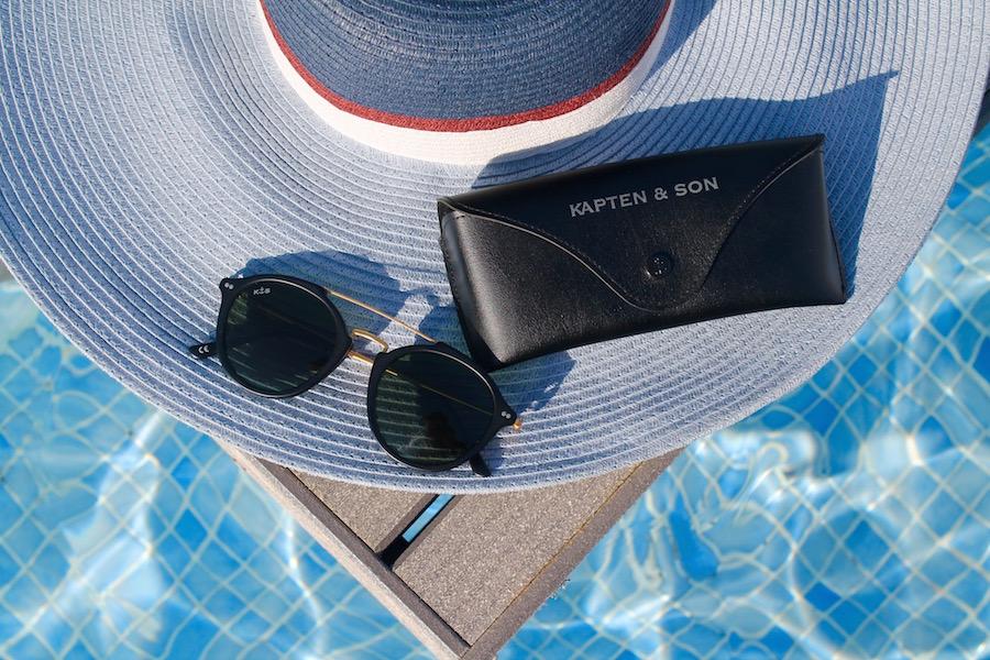 Kapten and Son Sonnenbrille - Reiseblog ferntastisch