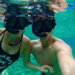 Helengeli über und unter Wasser: Video aus dem OBLU by Atmosphere