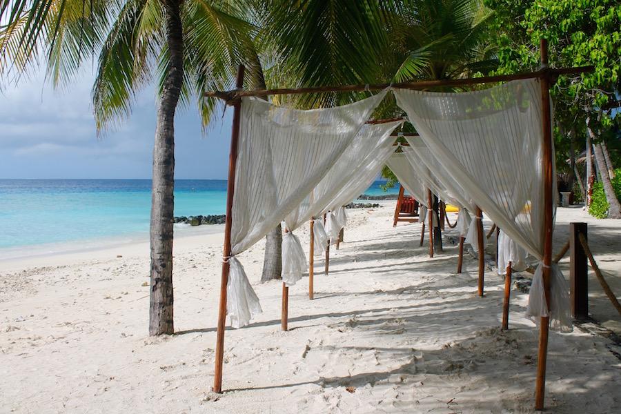 Vivanta by Taj Coral Reef Malediven - Reiseblog ferntastisch