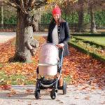 Der iCandy Peach: Ein Kinderwagen zum Verreisen