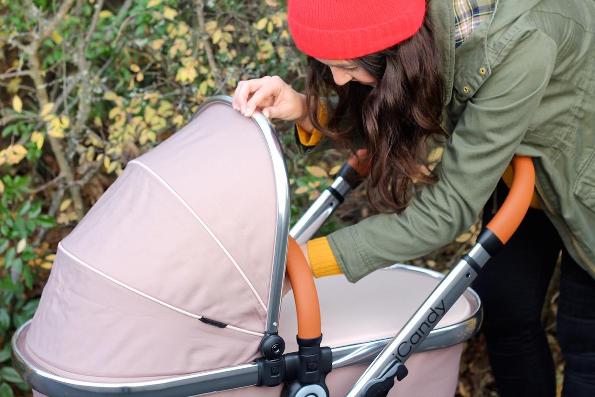 Kinderwagen zum Verreisen iCandy Peach - Reiseblog ferntastisch