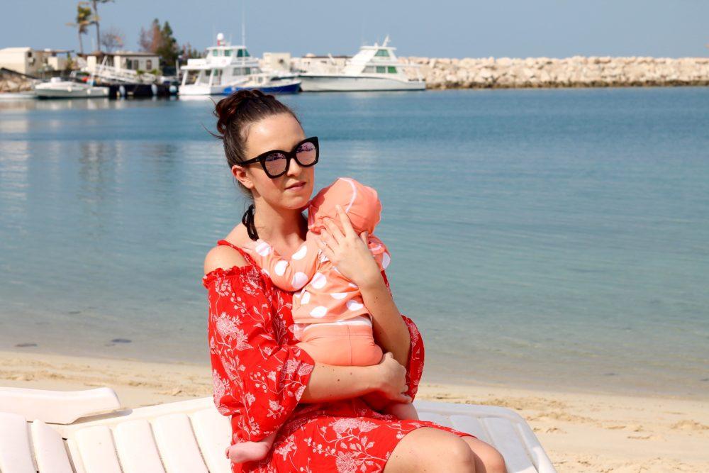Dubai Reise Verreisen mit Baby JA Jebel Ali Beach Hotel - Reiseblog ferntastisch